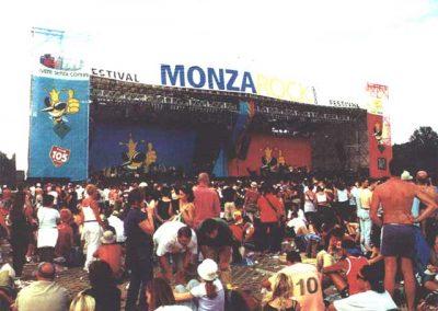 Monza Rock 1999