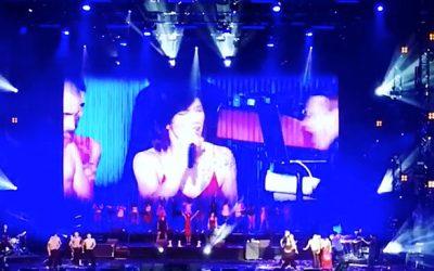 Serata Pop Rock con Elisa all'Arena di Verona