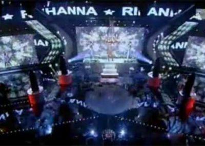Rhianna X-factor 2010